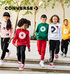 Converse童裝品牌