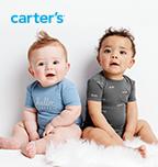 Carters婴幼服装