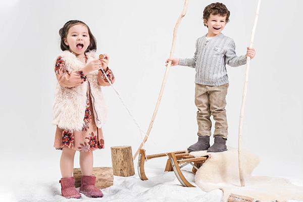 woolly kids
