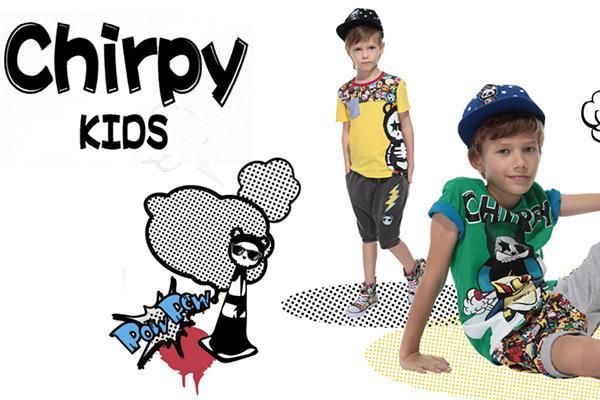 俏比兒Chirpy