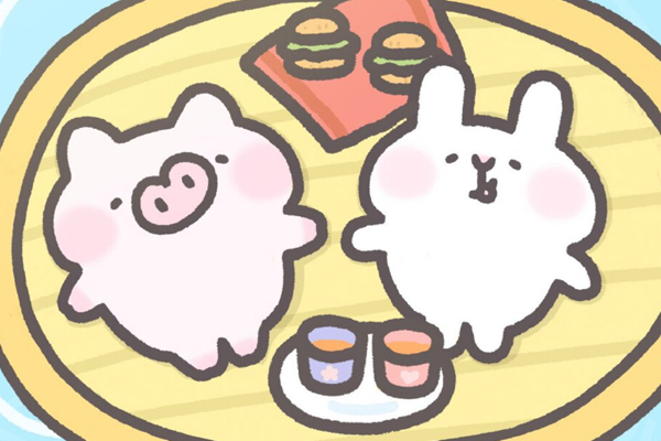 猪嗝和兔嗝