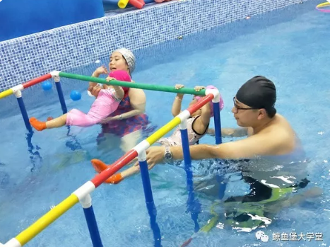 了解一下鲸鱼堡水育课程中的力量训练?