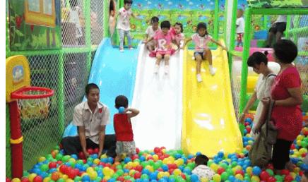關于兒童游樂設備的選擇,認清這幾點很重要!