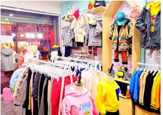 【新店开业】恭喜马先生的芭乐兔童装加盟店开业大吉