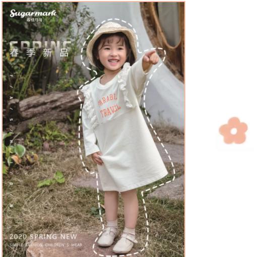 SUGARMARK苏格马可童装 | 2020春上新,万物生长