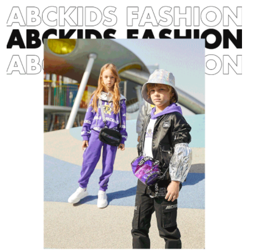 ABC KIDS春季新品丨用一雙鞋 拒絕平凡