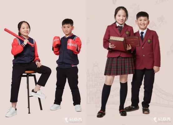 魔都聚首 品牌云集,2020中国校服年度首show,先干为敬