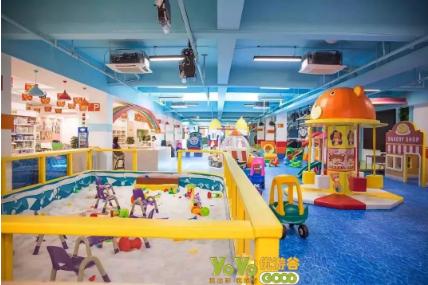 成功的兒童樂園有哪些共同點?看完這份分析你就明白了!