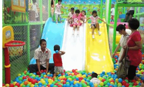 经营策略︱儿童乐园如何提高营业额? 卡奇乐教你多利用这几招!