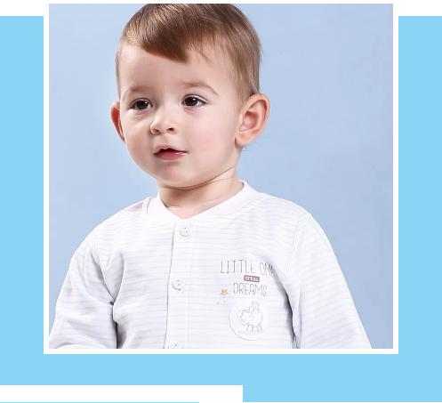 安寶兒童裝你的安全純棉嬰童服飾專家