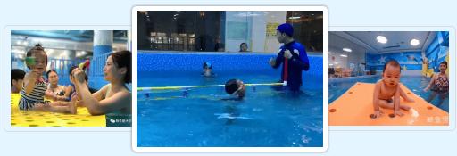 鲸鱼堡水育早教:运动+早教的双重培育