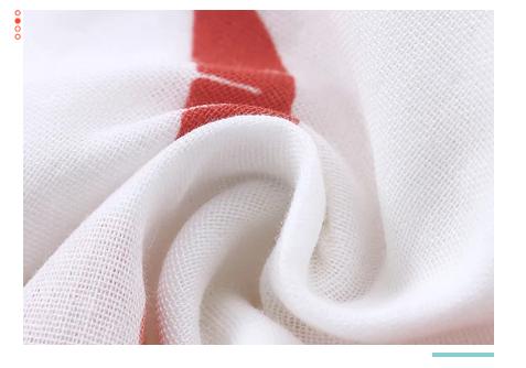 麦拉贝拉纱布衣服上新的时候,就是暖暖的春天到了