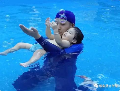 運動+早教,鯨魚堡智能水育,給孩子帶來更全面的鍛煉!