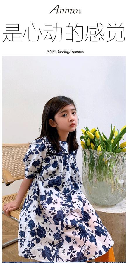 2020春夏越也童裝| 女孩子的裙子夢