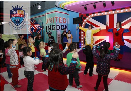 兒童樂園加盟領導品牌愛兒樂通過專業優勢,把握市場先機
