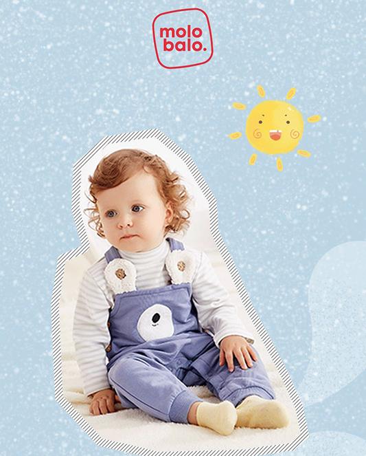 麦拉贝拉这条小裤子,宝宝穿一次就爱上
