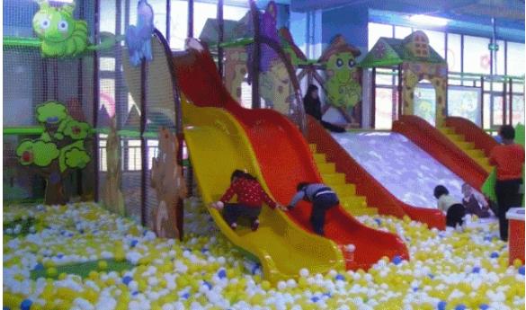 儿童乐园想要获得更多利润?这4点要做好!