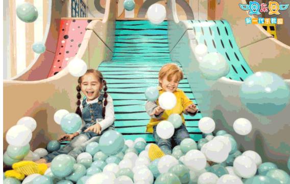 新型的兒童樂園具有這4個特點!還不知道你就out了!