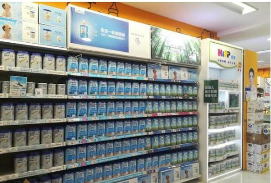 疫情下奶粉全球購陷入停滯 線下門店貨源充足但價格更貴