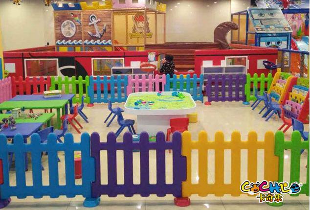 在商場投資一家兒童樂園怎么樣?可以掙大錢嗎?