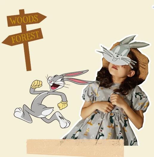moomoox兔八哥联名我爱探险3000次