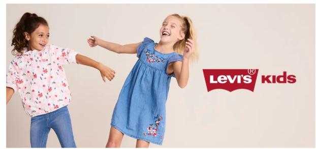 """肆意型动!Levi's向你发起夏日出""""型""""邀约~"""