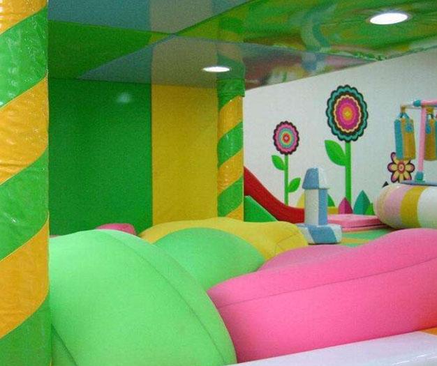 室内儿童乐园淘气堡多少钱一方?开淘气堡利润怎样