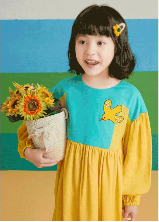 ULLU优露童装丨20 / AUTUMN [ 自由的飞鸟 ]