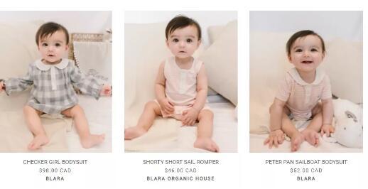 木直木帛有机棉婴儿装好在哪?