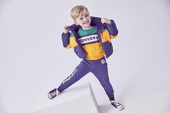 品牌童装加盟哪个比较好?加盟匡威童装品牌有哪些优势呢?