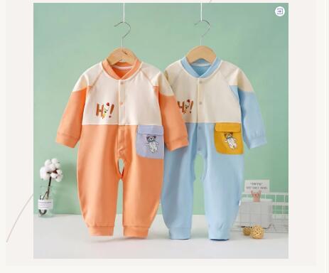 大小孩童装上新,降雨降温,宝宝秋装可以备上了!