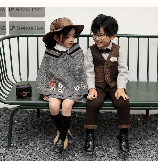 两个小朋友MEMORY IN丨跌入秋日梦境