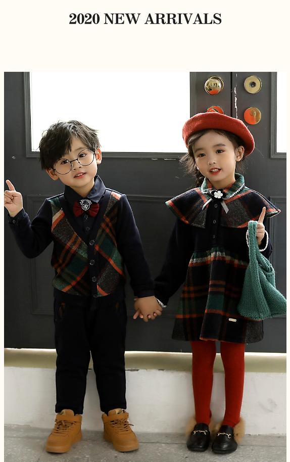 两个小朋友MEMORY IN丨秋日里的童趣时光