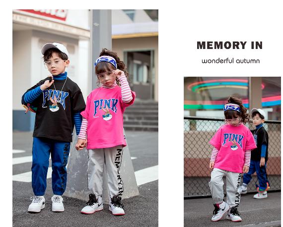 两个小朋友MEMORY IN丨心动秋季,怪你过分美丽