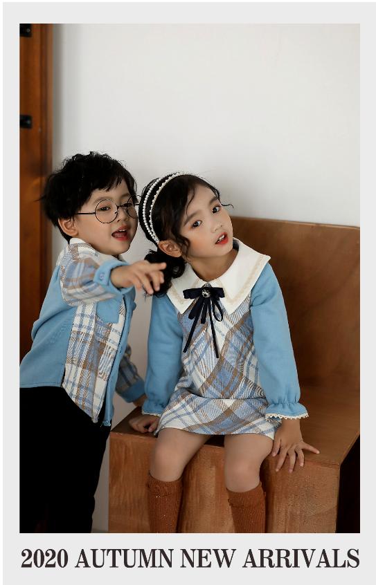 两个小朋友MEMORY IN丨开启温暖秋日