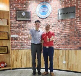 喜讯东莞市制帽行业协会和上海帽子围巾手套展达成重要合作