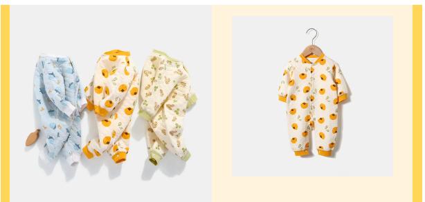 麦拉贝拉小棉衣上新,暖洋洋的季节到了