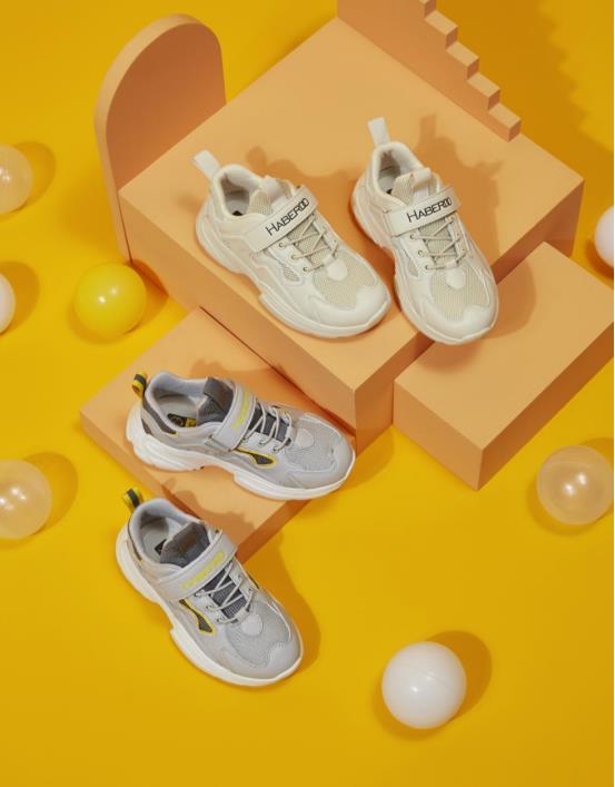 哈贝多童鞋:万千加盟商信赖品牌!