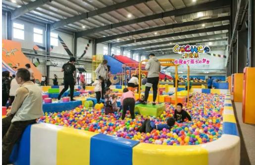 如何打造高利润的儿童淘气堡乐园?来看看这份强指南!