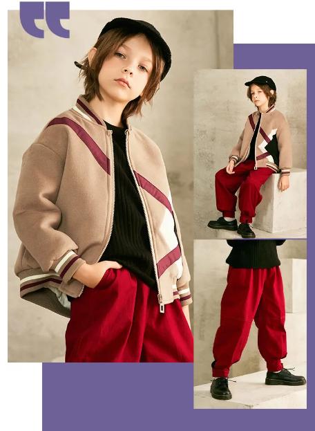 植木童装【9/21新品】看了这个,你还怕换季没衣服穿?