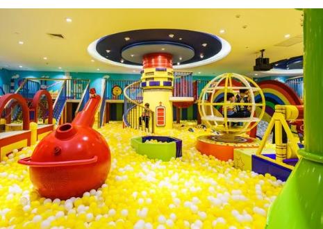 想开儿童乐园却没经验?这份开店指南请查收!