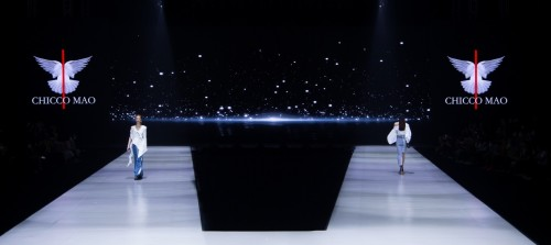 CHICCO MAO 2020秋冬时装大秀亮相中国大连服博会