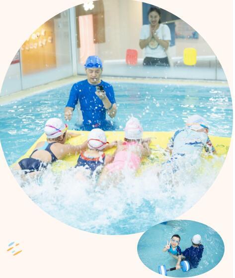 投票通道开启《品牌代言人》选拔赛暨乐游宝宝第五届全国亲子游泳锦标赛线上投票开始啦!