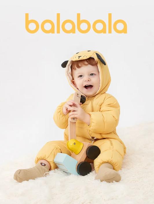 Bala Baby丨换上这件祖传的时髦