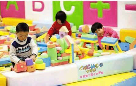 运营指导小区儿童乐园运营成功有大招?请注意这5大招!