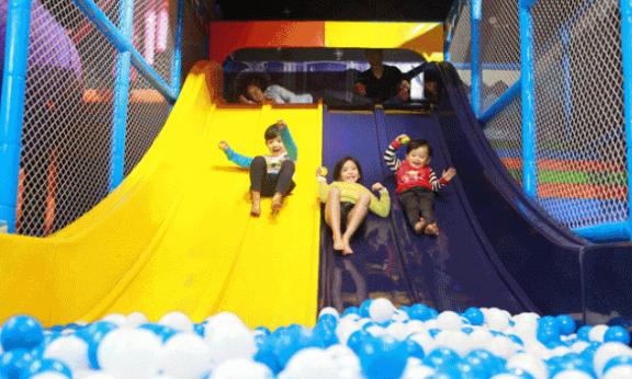 店长必看|儿童乐园如何跨过瓶颈期?改变模式才是硬道理!