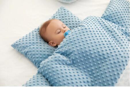 拉比:宝宝睡觉不踏实,可能是你枕头没选对!