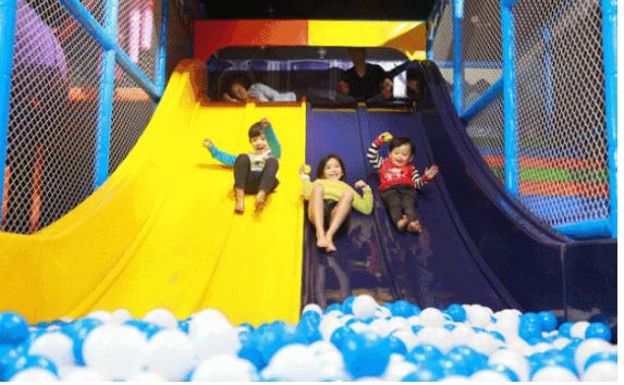 如何挑选儿童乐园设备?卡奇乐这几大特点要掌握!