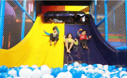 儿童乐园加盟店都会经历的3大阶段,你知道几个?