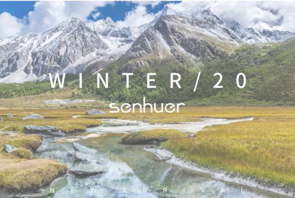 WINTER 2020 | 漫游奇幻乐园,走进冬季的童话仙境